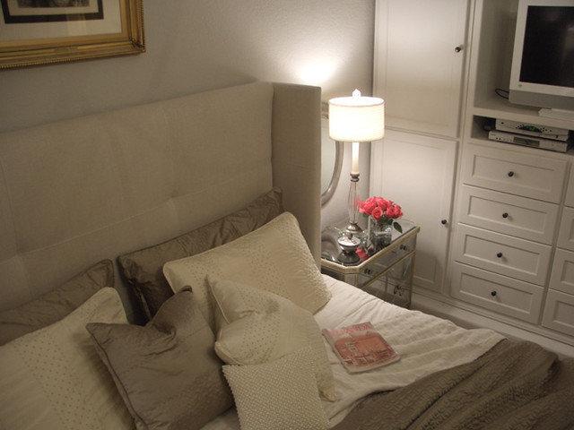 Traditional Bedroom by Terri Symington, ASID