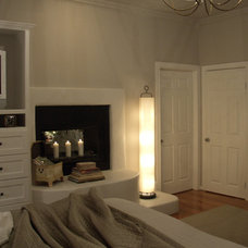 Traditional Bedroom by Terri Symington, ASID