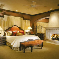 Traditional Bedroom by Platinum Homes