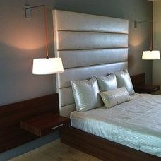 Modern Bedroom by Elsie Torres Interior Designs, Inc.