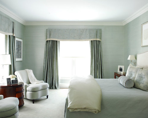 Seafoam Bedroom Houzz