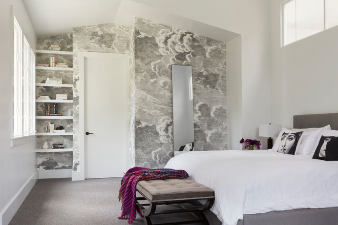 Современный Спальня by Ann Lowengart Interiors