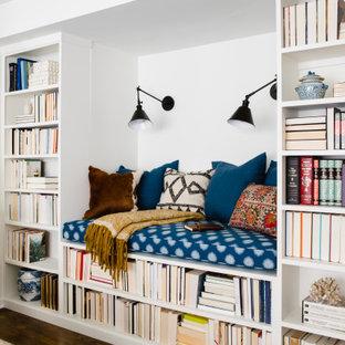 Idéer för eklektiska sovrum