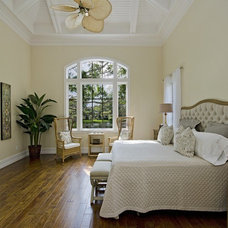 Eclectic Bedroom by C. Chad Elkins w/ Clive Daniel Home