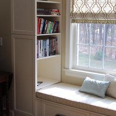 Traditional Bedroom by Eileen Kollias Design