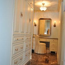 Traditional Bedroom by CP Design Studio, Ltd.