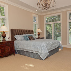 Traditional Bedroom Master Suite