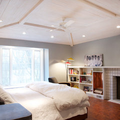 eclectic bedroom by Scott Lyon & Company