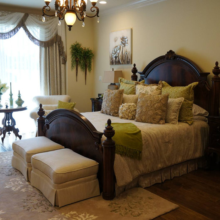 Master Suite in Mansfield, Texas