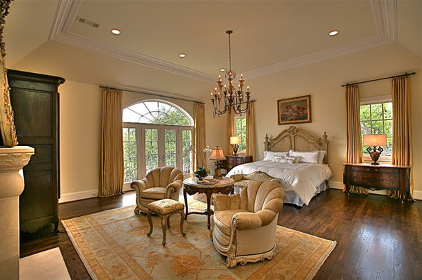 Traditional Bedroom by Isler Homes