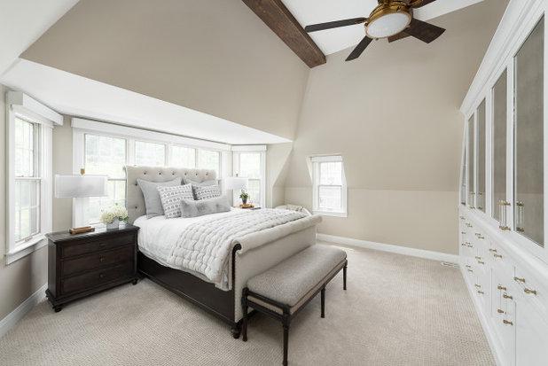 Clásico Dormitorio by Sarah Coe Design LLC