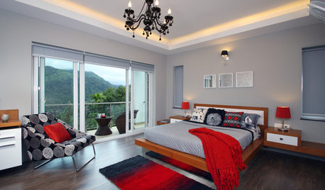 Great Color Palettes 8 Hot Bedroom Schemes