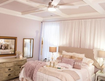 Master Suite Mystery Makeover Project by Dawn D. Totty Designs