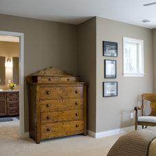 Modern Bedroom by Samantha Grose, Designer