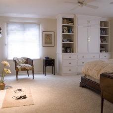 Modern Bedroom by JP&CO. Samantha Grose, Designer