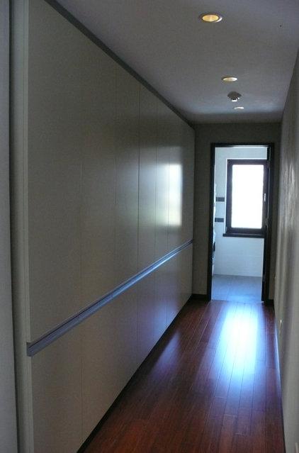 Modern Bedroom by Partners 4, Design
