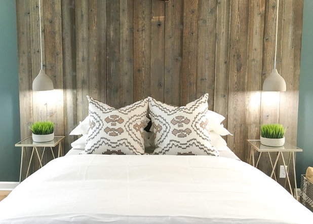 Campagne Chambre by OAK Design Project