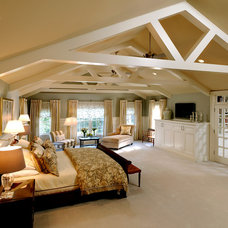 Traditional Bedroom by GREAT FALLS CONSTRUCTION