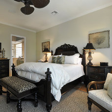Traditional Bedroom by GreenTex Builders LLC
