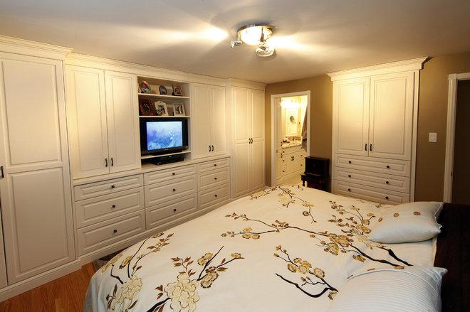 Traditional Bedroom by Schnarr Craftsmen Inc