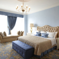 Traditional Bedroom by Stephens Design Group