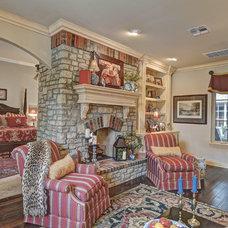 "Traditional Bedroom by Gary Randolph ""Masterbuilder"", Inc."