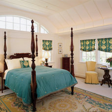 Traditional Bedroom by Jan Gleysteen Architects, Inc