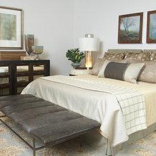 Contemporary Bedroom by Daniel Dionne Designs llc