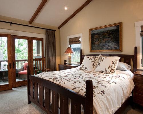 Craftsman Bedroom Design Ideas, Remodels  Photos  Houzz