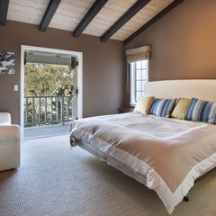 traditional bedroom by James Glover Residential & Interior Design