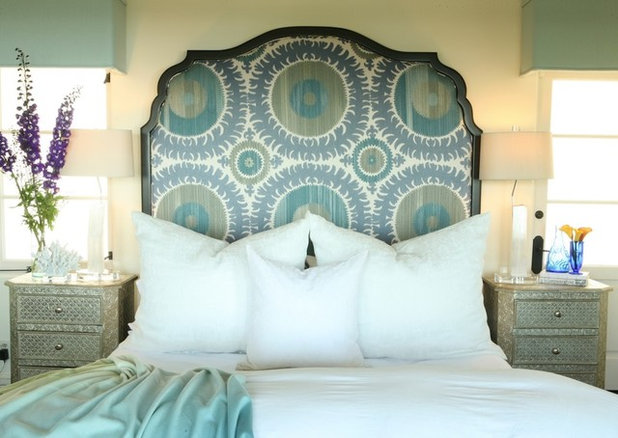 Eclectic Bedroom by Bliss Home and Design