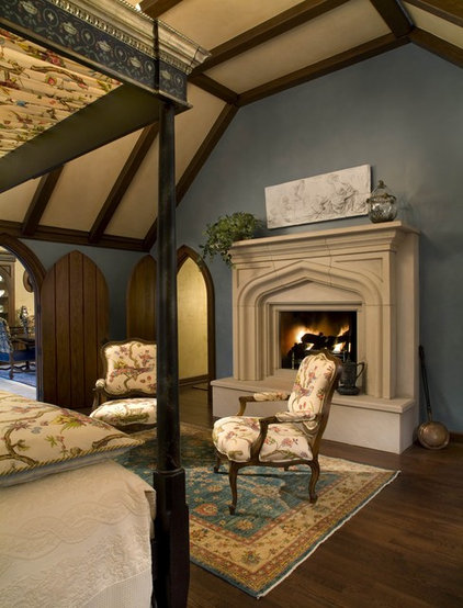 Traditional Bedroom by Michael Matrka, Inc