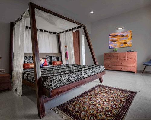 Asiatische Schlafzimmer Ideen Design Bilder Inspiration Fur Mit Grauer Wandfarbe