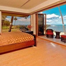Tropical Bedroom by Tervola Designs