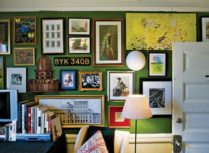 Eclectic Bedroom Max's Dorm Room