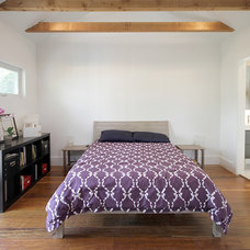 Contemporary Bedroom by Kaleidoscope Design Build, LLC