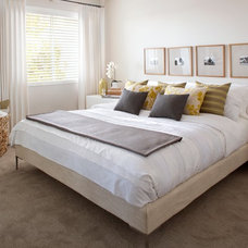 Modern Bedroom by Sabal Homes
