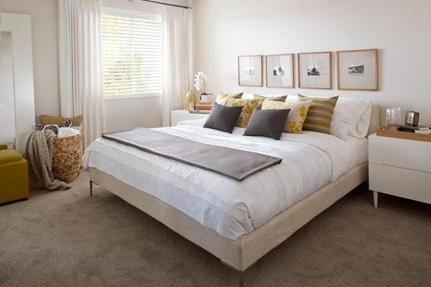 Modern Bedroom by Sabal Homes