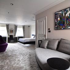 Modern Bedroom by Kia Designs