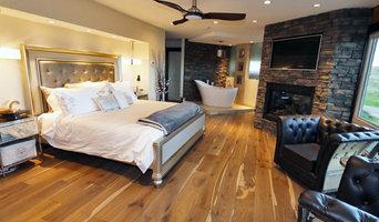 McBain Residence - hardwood, tile, granite, heated floor, cabinetry, design