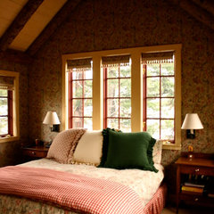 traditional bedroom by McCall Design & Planning