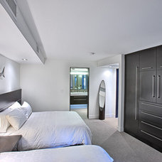 Contemporary Bedroom by McClure Contracting, Inc.