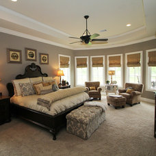 Traditional Bedroom by McReynolds Designs