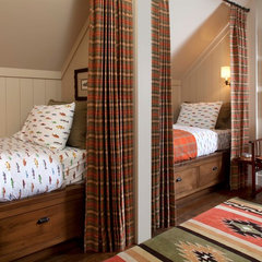traditional bedroom by Ashley Campbell Interior Design