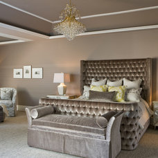 Contemporary Bedroom by 2 Ivy Lane