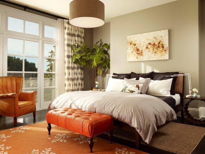 Contemporary Bedroom by Steven Miller Design Studio, Inc.