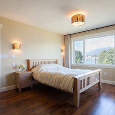 Craftsman Bedroom by Kenorah Design + Build Ltd.