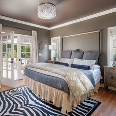 Contemporary Bedroom by D.A.Martensen Construction