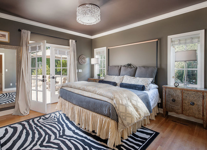Contemporary Bedroom by D.A.Martensen Construction