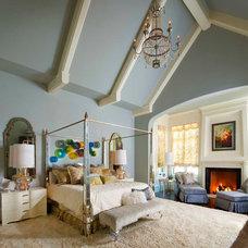 Mediterranean Bedroom by Astleford Interiors, Inc.
